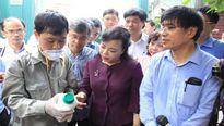 Hà Nội: Vừa phun thuốc diệt muỗi vẫn phát hiện bọ gậy