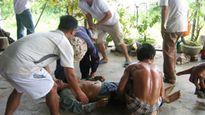 Người phụ nữ tử vong vì hàng xóm giăng điện để chống trộm