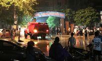 Hỏa hoạn dữ dội trong đêm, 6 phòng karaoke bị thiêu rụi