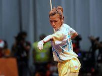 SEA Games 29: Nữ VĐV wushu đoạt 2 HCV đầu tiên cho Việt Nam