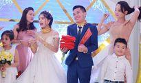 Đám cưới khủng tại Nghệ An: Trao ôtô, vàng, sổ đỏ biệt thự