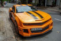 'Robot biến hình' Chevrolet Camaro ở Sài Gòn