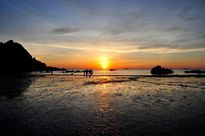 'Mục sở thị' bãi biển đẹp bậc nhất vùng Bắc Trung Bộ