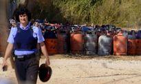 Phát hiện 120 bình ga được nhóm khủng bố Barcelona tích trữ