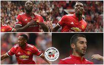 Biếm hoạ 24h: MU tạo nên 'cơn sốt' sau chiến thắng 4-0 trước Swansea