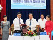 Đà Nẵng - Quảng Nam cùng quản lý lưu vực sông Vu Gia – Thu Bồn