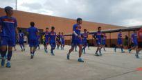 U.22 Việt Nam không thể tập trước trận quan trọng gặp Indonesia