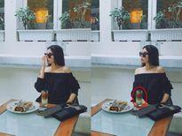 Hoa hậu Kỳ Duyên 'soán ngôi' thánh photoshop quá đà khi 'bẻ cong vạn vật'