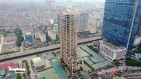 Tháp nghìn tỷ bỏ hoang trên đường vành đai 3 Hà Nội