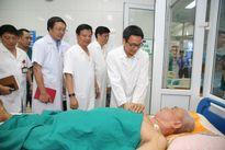 Phó Thủ tướng Vũ Đức Đam: Dịch sốt xuất huyết đã 'đi ngang' nhưng 'chưa thể thở phào'