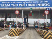 Cao tốc TP.HCM – Long Thành – Dầu Giây chính thức thu phí bằng hệ thống tự động không dừng ETC