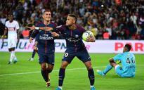 Neymar lập hai cú đúp ghi bàn và kiến tạo, PSG thắng hủy diệt