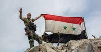 Càn quét IS ở Đông Homs, lính Syria giành thị trấn chiến lược