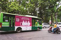 TP.HCM có thể thu 200 tỷ đồng từ quảng cáo trên 2.000 xe buýt