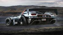 Koenigsegg One:1 phiên bản…off-road