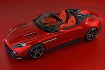 Aston Martin trình làng Vanquish Zagato phiên bản Speedster và Shooting Brakes