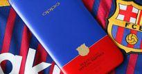 Oppo R11 phiên bản giới hạn Barcelona bất ngờ xuất hiện