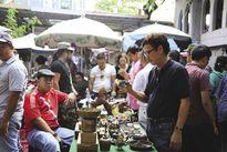 Độc đáo những khu chợ ở Sài Gòn