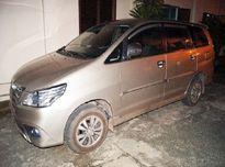 Ôtô bị mất ở Bình Dương được tìm thấy tại hiệu cầm đồ ở Campuchia