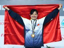Ánh Viên giành HCV nội dung 100m bơi ngửa, phá kỷ lục SEA Games
