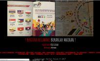 Website Malaysia bị tấn công vì sự cố in nhầm cờ tại SEA Games