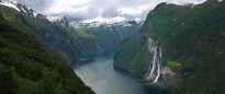 Khám phá những thác nước hùng vỹ nhất Na Uy