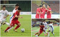 Chấm điểm Việt Nam 4-0 Philippines: Công Phượng không có đối thủ
