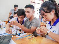 Mobile Fablab Vietnam 2017: ươm mầm đổi mới sáng tạo công nghệ trong học sinh