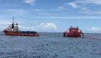 Thanh Hóa: Nhà máy lọc dầu Nghi Sơn đón nhận những tấn dầu thô đầu tiên
