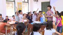 Lớp học dạy chống xâm hại tình dục cho trẻ
