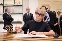Bà Brigitte Macron 'danh chính ngôn thuận' làm Đệ nhất phu nhân Pháp