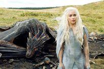 'Mẹ Rồng' Emilia Clarke áp lực vì cảnh cuối 'Game Of Thrones'
