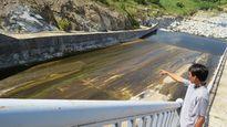 Hồ chứa Suối Vực xuống cấp, nguy cơ không đảm bảo an toàn