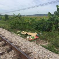 Nghệ An: Đi qua đường sắt, một người đàn ông bị tàu hỏa đâm tử vong