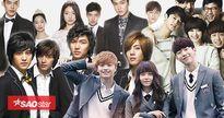 Những kiểu 'cậu ấm cô chiêu' thường gặp ở phim học đường Hàn Quốc