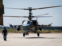 Nga trang bị hệ thống phòng thủ mới cho 'cá sấu' Ka-52 Alligator