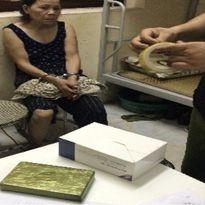 Hải Dương: Chồng vừa bị bắt, vợ ở nhà 'nối nghiệp' buôn ma túy