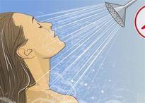 Tuyệt đối không nên rửa mặt khi tắm vòi sen và lý do sẽ khiến bạn ngạc nhiên