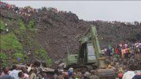 Lở đất tại Guinea, 10 người thiệt mạng