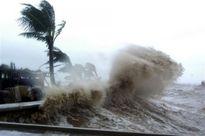 Bao nhiêu cơn bão đổ bộ Việt Nam từ nay đến cuối năm 2017?