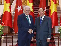 Đưa kim ngạch thương mại Việt Nam - Thổ Nhĩ Kỳ lên 4 tỉ USD