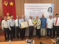 Trao Giải thưởng Trần Văn Giàu 2017