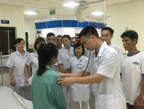 BVĐK Yên Bái: Cứu sống bệnh nhân ngộ độc thuốc diệt cỏ bằng lọc máu hấp phụ
