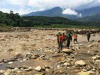 Lũ quét tại Lào Cai: Thiệt hại hết sức nặng nề