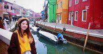 Theo chân cô nàng 9x đến Venice nước Ý: Nhắm mắt chụp cũng có ảnh đẹp!