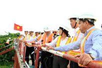 Dự án giải quyết ngập do triều tại Tp. Hồ Chí Minh: Hai phương án bàn giao sớm tiến độ