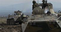 Quân đội Syria nhận một loạt xe bọc thép tối tân Nga