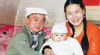 Tài tử Trung Quốc cao 1,15 m mừng khi cưới được vợ kém 18 tuổi