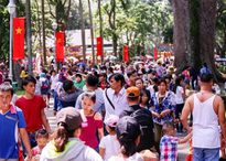 Toàn cảnh các điểm du lịch đông nghịt người trong ngày lễ 2-9