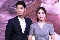 Song Joong Ki, Song Hye Kyo thu nhập cao nhất giải trí xứ Hàn